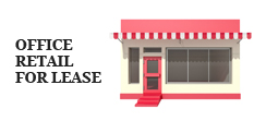 OFFICE RETAIL FOR LEASE
